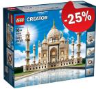 LEGO 10256 Taj Mahal, slechts: € 269,99