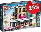 LEGO 10260 Diner in de Stad, slechts: € 127,49