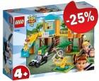 LEGO 10768 Speeltuinavontuur van Buzz en Bo Peep, slechts: € 18,74