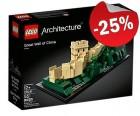 LEGO 21041 De Chinese Muur, slechts: € 44,99
