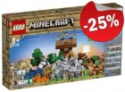 LEGO 21135 De Crafting-Box 2.0, slechts: € 56,24