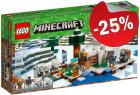 LEGO 21142 De Iglo, slechts: € 33,74