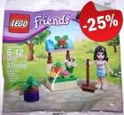 LEGO 30112 Bloemenstand (Polybag), slechts: € 2,99