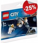 LEGO 30365 Satelliet (Polybag), slechts: € 2,99