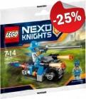 LEGO 30371 K1 Bike (Polybag), slechts: € 2,99