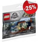 LEGO 30382 Baby Velociraptor Playpen (Polybag), slechts: € 4,49