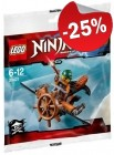 LEGO 30421 Pirate Plane (Polybag), slechts: € 2,99