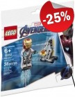 LEGO 30452 Iron Man and Dum-E (Polybag), slechts: € 5,99