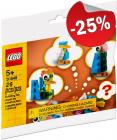 LEGO 30548 Bouw je eigen Vogel (Polybag), slechts: € 2,99