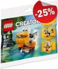LEGO 30571 Pelikaan (Polybag), slechts: € 2,99
