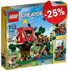 LEGO 31053 Boomhut, slechts: ¬ 29,99