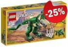 LEGO 31058 Machtige Dinosaurussen, slechts: € 13,49