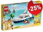 LEGO 31083 Cruise Avonturen, slechts: € 41,24