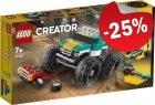 LEGO 31101 Monster Truck, slechts: € 11,24
