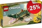 LEGO 31121 Krokodil, slechts: € 26,24