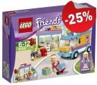 LEGO 41310 Heartlake Pakjesdienst, slechts: ¬ 14,99