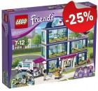 LEGO 41318 Heartlake Ziekenhuis, slechts: € 74,99