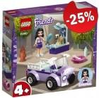 LEGO 41360 Emma's Mobiele Dierenkliniek, slechts: € 7,49