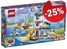 LEGO 41380 Reddingscentrum in de Vuurtoren, slechts: € 48,74