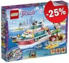 LEGO 41381 Reddingsboot, slechts: € 74,99