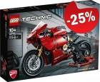 LEGO 42107 Ducati Panigale V4R, slechts: € 44,99