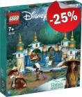 LEGO 43181 Raya en het Hartpaleis, slechts: € 67,49