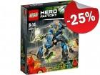 LEGO 44028 Surge & Rocka Vechtmachine