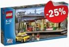 LEGO 60050 Treinstation