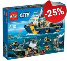 LEGO 60095 Diepzee Onderzoeksschip, slechts: ¬ 82,49