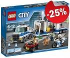 LEGO 60139 Mobiele Commandocentrale, slechts: € 29,99