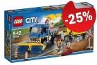 LEGO 60152 Veeg- en Graafmachine, slechts: ¬ 22,49