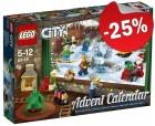LEGO 60155 Advent Calendar 2017 City, slechts: € 18,74