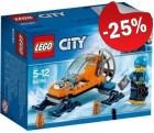 LEGO 60190 Poolijsglider, slechts: € 4,49