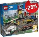LEGO 60198 Vrachttrein, slechts: € 142,49