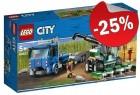 LEGO 60223 Maaidorser Transport, slechts: € 22,49