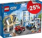 LEGO 60246 Politiebureau, slechts: € 74,99