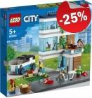 LEGO 60291 Familiehuis, slechts: € 41,24