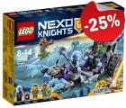 LEGO 70349 De Rollende Gevangenis, slechts: € 14,99