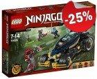 LEGO 70625 Samoerai VXL, slechts: ¬ 33,74