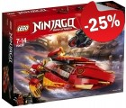 LEGO 70638 Katana V11, slechts: € 14,99