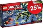 LEGO 70736 Aanval van Morro Draak