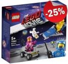 LEGO 70841 Benny's Ruimteteam, slechts: € 7,49