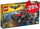 LEGO 70907 Killer Croc Monstertruck, slechts: € 59,99