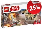 LEGO 75204 Sandspeeder, slechts: € 37,49