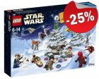 LEGO 75213 Advent Calendar 2018 Star Wars, slechts: € 29,99