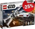 LEGO 75301 Luke Skywalker's X-Wing Fighter, slechts: € 41,24
