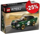 LEGO 75884 1968 Ford Mustang Fastback, slechts: € 13,49