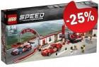 LEGO 75889 Ultieme Ferrari Garage, slechts: € 82,49