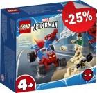 LEGO 76172 Spider-Man en Sandman Duel, slechts: € 7,49