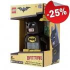 LEGO Alarmklok The Batman Movie - Batman, slechts: € 29,99